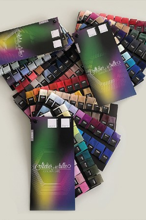 Cartella colori Natural